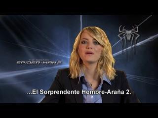 Новый Человек-Паук-2:Высокое напряжение (2014) 3D